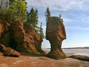Hopewell Rocks - Fundy National Park