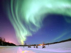 Labrador - Torngat Mountains National Park - Northern Lights