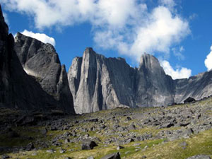 Nahanni National Park - Altman Tower - Northwest Territories