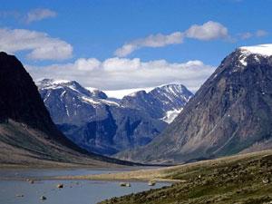 Auyuittuq National Park - Nunavut