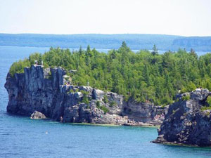 Bruce Peninsula National Park - Halfway Rock Point
