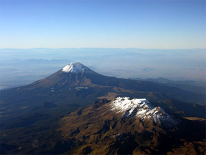 Iztaccihuatl Popocatepetl National Park